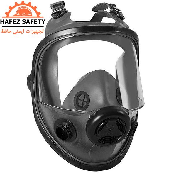 ماسک تنفسی شیمیایی تمام صورت Honeywell مدل 54001