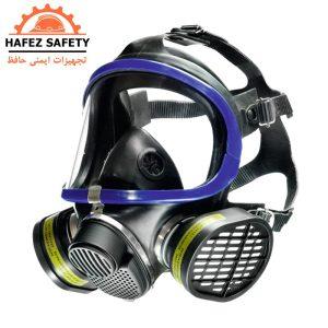 ماسک شیمیایی تمام صورت دراگر مدل Drager X-PLORE 5500