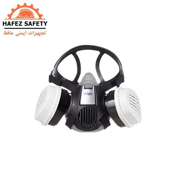 ماسک شیمیایی نیم صورت دراگر مدل Drager X – PLORE 3500