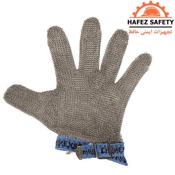 دستکش ضد برش زنجیری (قصابی) هانیول (Honeywell) مدل Chainex2000