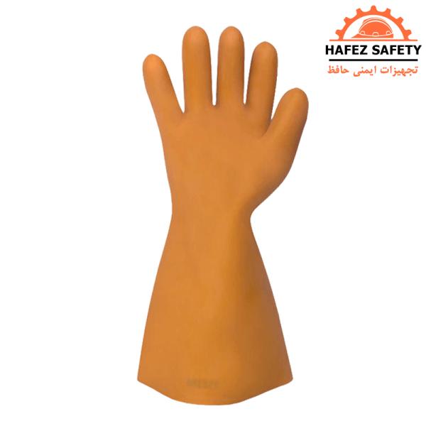 دستکش عایق برق سکورا (SECURA) کلاس 0