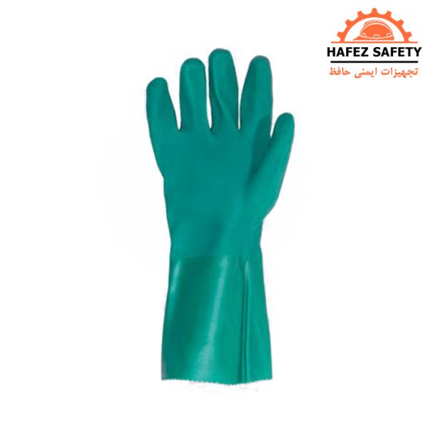 دستکش ضد حلال ماپا (MAPA) مدل 361 TELSOL