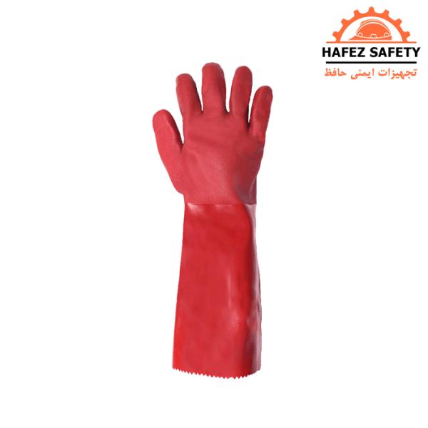 دستکش ایمنی ضد اسید میداس مدل اکتی فرش MIDAS Actifresh